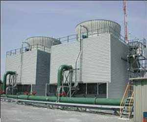 Boiler Treatment and Cooling Tower image